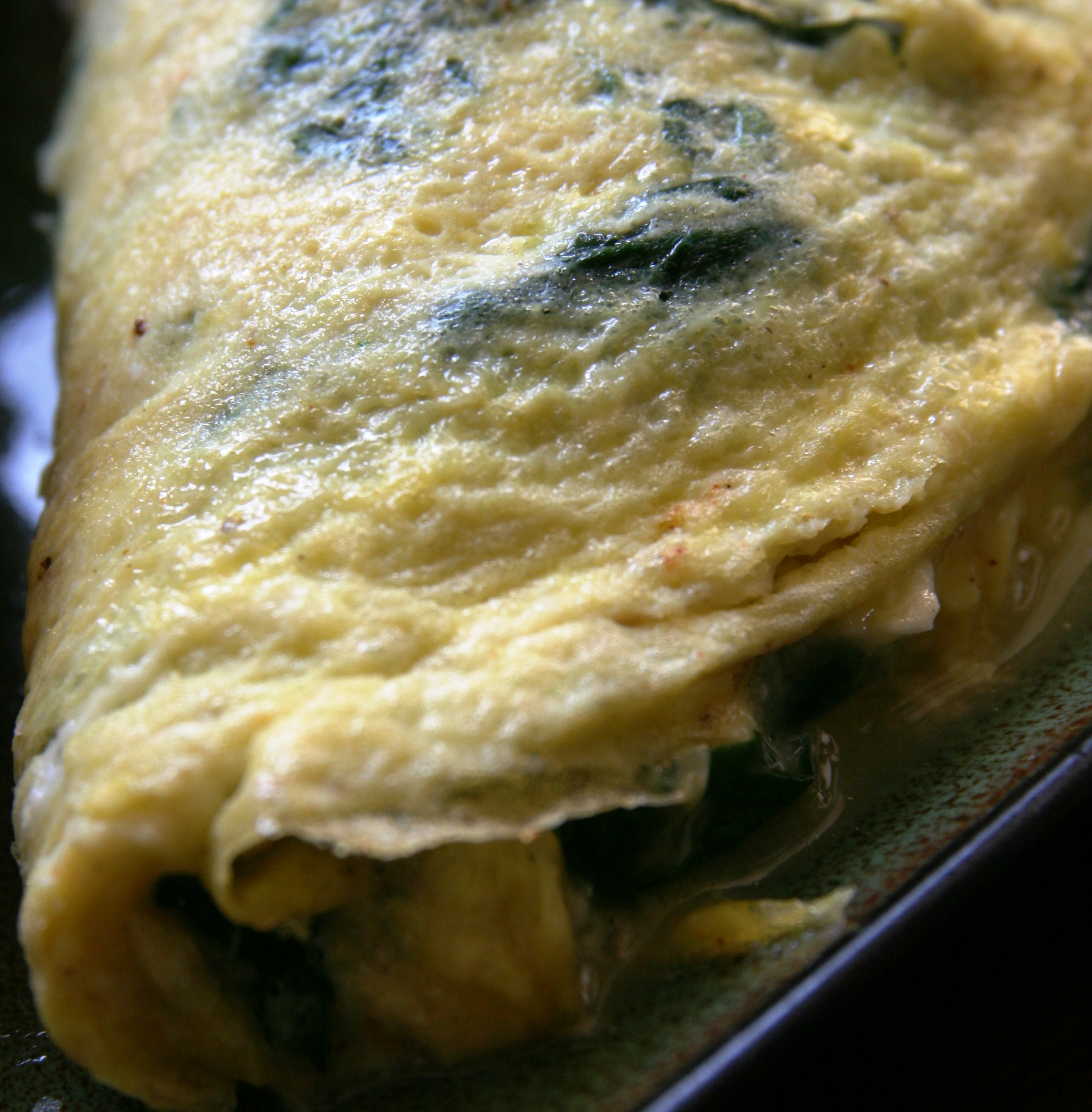 Omelet Live and let live