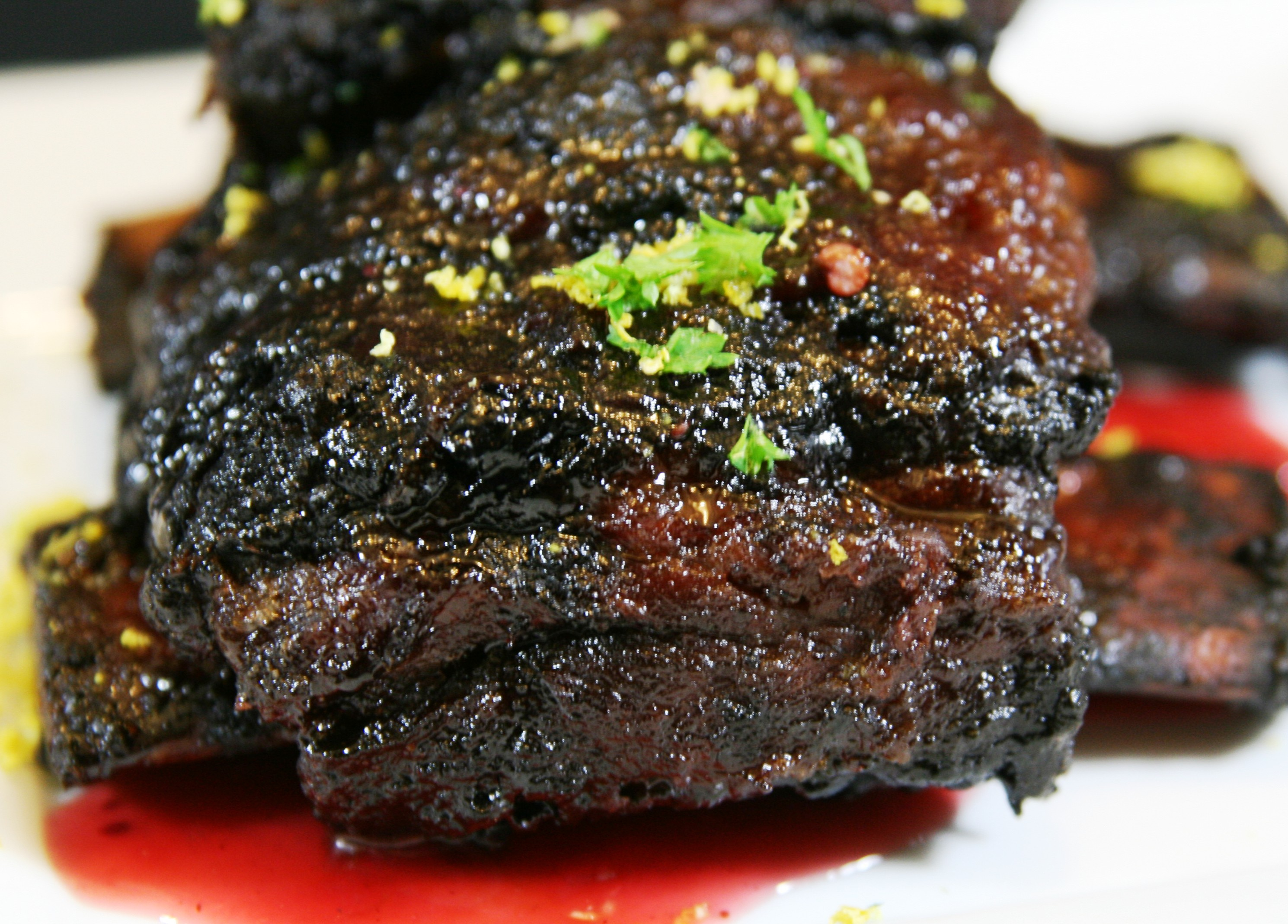 beef short rib recipe beef short ribs korean bbq short ribs gal bi ...